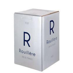 Bib Rosé 2018 La Rouillère 5L