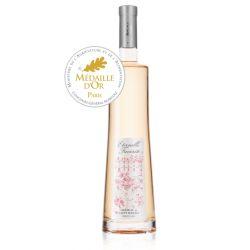 Eternelle Favorite Cru Classé Rosé Château de St Martin Provence 2018 Magnum