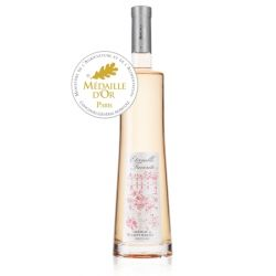 Eternelle Favorite Cru Classé Rosé Château de St Martin Provence 2018 Bouteille