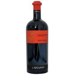 Collection Rouge Fiefs-Vendéens-Mareuils 2017 Mourat Bouteille