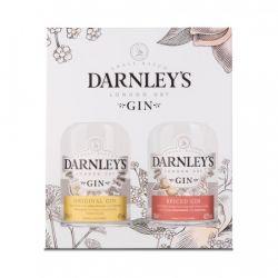 Spiced Gin & Gin Original Darnley's Pack de 2 Bouteilles