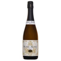 Blanc de Blanc Brut Vin Mousseux - Distillerie Vrignaud -Bouteille