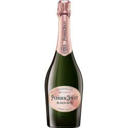 Champagne Perrier Jouet Blason Rosé en Etui Bouteille