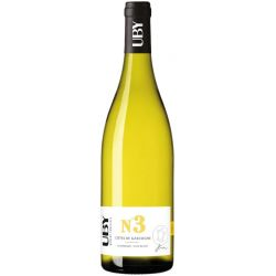 Uby n3 Colombard Sauvignon Blanc Bouteille
