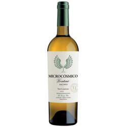 Microcosmico Macabeo Blanc Bodegas Frontonio Espagne Bouteille