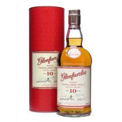 Glenfarclas 10 ans Single Malt Whisky Ecossais Bouteille