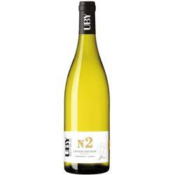 N°2 Chardonnay Chenin Uby Bouteille