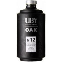 OAK N°12 Armagnac Triple Casks 12 ans Uby Bouteille