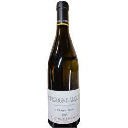 Bourgogne Aligoté Blanc Charnailles Michel Sarrazin Bouteille