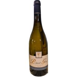 Pinot Gris Blanc Eric Huteau Bouteille