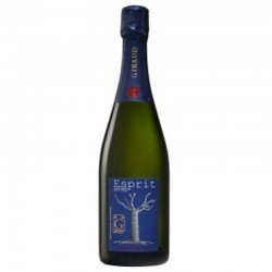 Champagne Esprit Brut Henri Giraud Bouteille