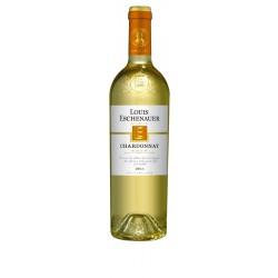 Sélection Cépage Chardonnay Blanc 2016 Louis Eschenauer Bouteille
