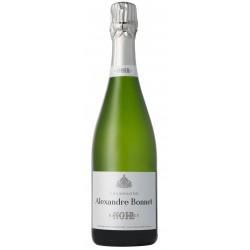 Noir Extra Brut champagne Maison Alexandre Bonnet Bouteille