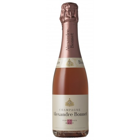 Perle Rosée champagne Maison Alexandre Bonnet Demi-Bouteille