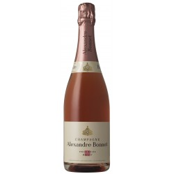 Perle Rosée champagne Maison Alexandre Bonnet Bouteille
