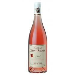Lirac Rose Château Mont Redon 2017 Bouteille