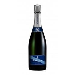 Champagne Extra Brut Cordon Bleu de Venoge Bouteille en Étui