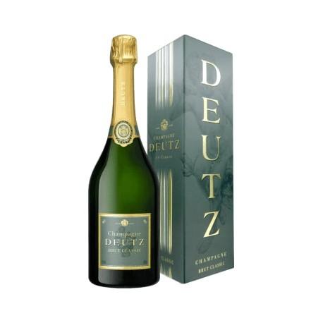 Brut Classic champagne Maison Deutz Bouteille