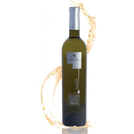 Côtes de Provence Domaine La Rouillère Blanc 2017 Bouteille