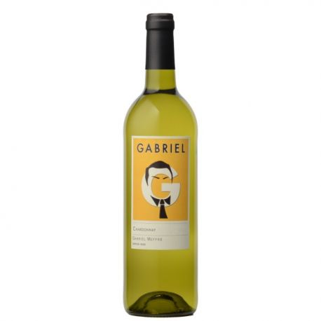 Gabriel Chardonnay Pays d'Oc Blanc 2017 Bouteille