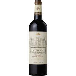 Cadillac-Côtes de Bordeaux 2014 Rouge Château de Ricaud Bouteille