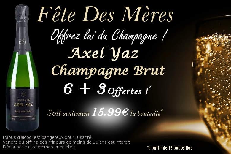 Axel Yaz 6 + 3 offertes !