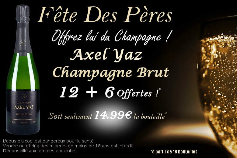 Axel Yaz 12 + 6 offertes
